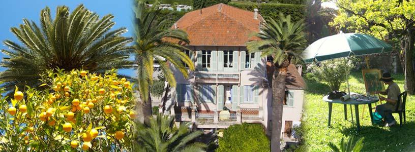Villa le Reve Henri Matisse